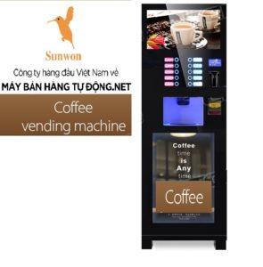 MÁY BÁN COFFEE TỰ ĐỘNG Scoffee 402