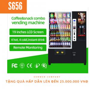 Máy bán hàng tự động S656(60G-4C)