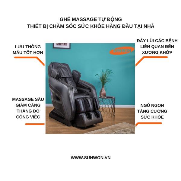 Ghế massage SG888