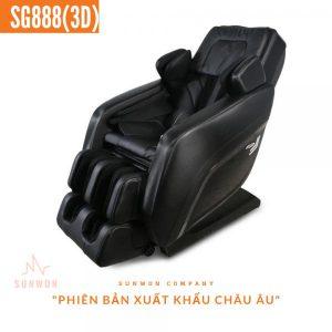 Ghế massage 3D cao cấp SG888