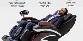 Cơ hội mua ghế massage trả góp với lãi suất 0% cùng Sunwon