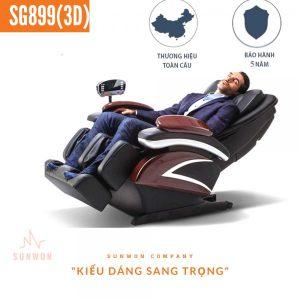 Ghế massage cao cấp SG889 (3D)