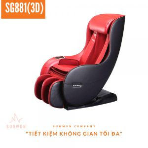 Ghế massage mini SG881
