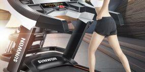 Máy chạy bộ chăm sóc sức khỏe cho gia đình