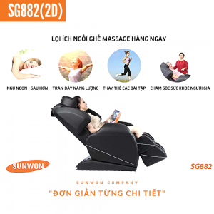 Ghế massage SG882