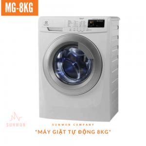 Máy giặt tính tiền tự động Electrolux 8 Kg