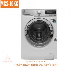 Máy giặt sấy tính tiền tự động Electrolux 10 kg