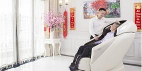 Ghế massage trả góp