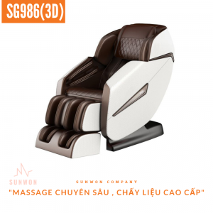 Ghế massage 3D SG986 cao cấp