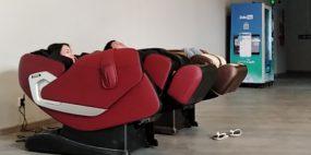 Cho thuê ghế massage tính tiền tự động có hiệu quả hay không ?