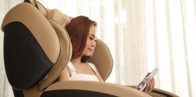 Ghế massage đặt tại nhà? Tại sao không?