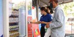 ATM phát nhu yếu phẩm tự động đã có mặt tại TP.HCM
