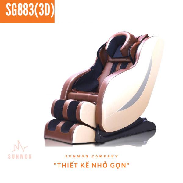 Logo ghế massage SG883