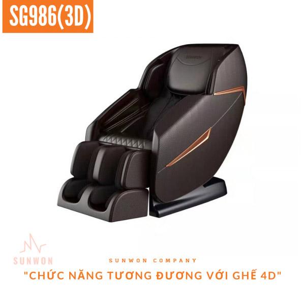 Ghế massage SG986 3D