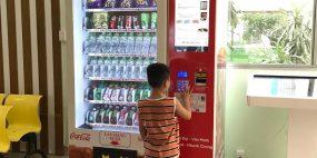 Máy bán hàng tự động: Biểu tượng cho sự an toàn và tiện lợi