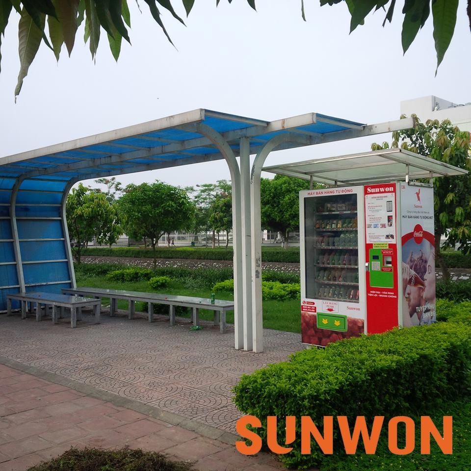 máy bán nước tự động Sunwon