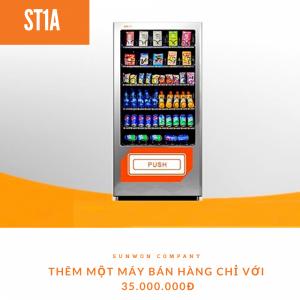 Máy bán hàng tự động nối thêm ST1A