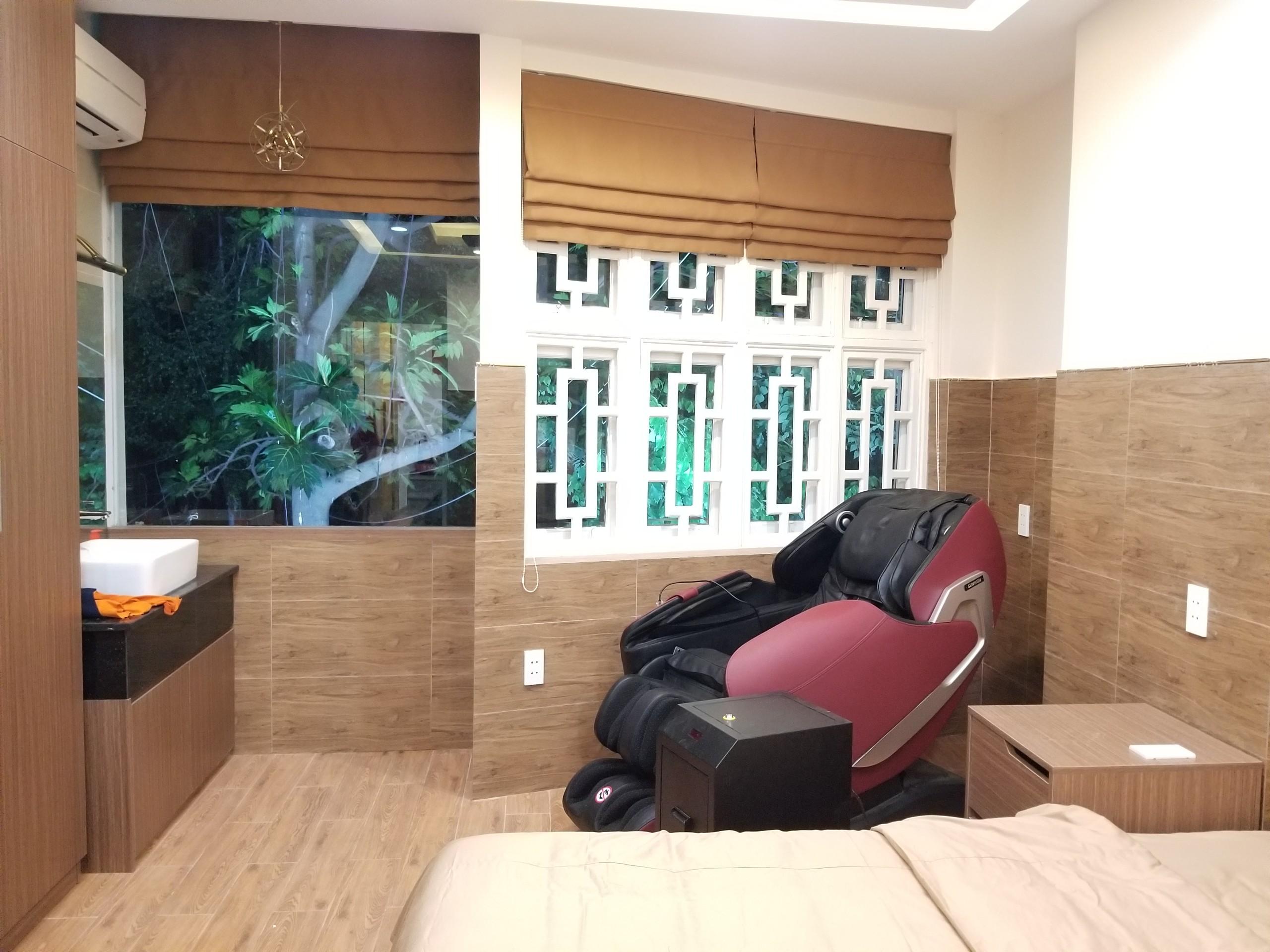 Ghế massage 4D SG988