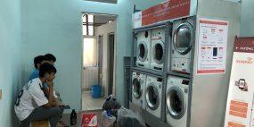 Giải pháp giặt sấy tự động giá rẻ cho các ký túc xá sinh viên trên toàn quốc