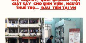 """""""Mô Hình Giặt Sấy Công Nghệ"""" SunPay – Cơ Hội Khởi Nghiệp Với  Chi Phí 0 Đồng"""
