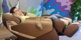 Ghế Massage – Dùng Như Thế Nào Để Đạt Hiệu Quả Tối Đa?